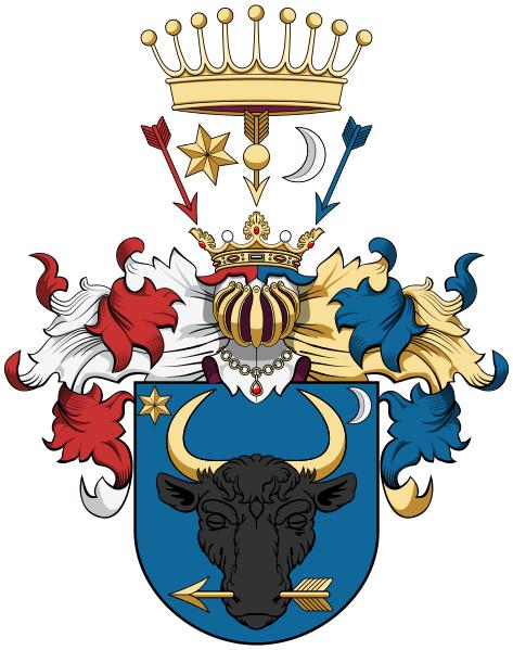 Wass Család címere